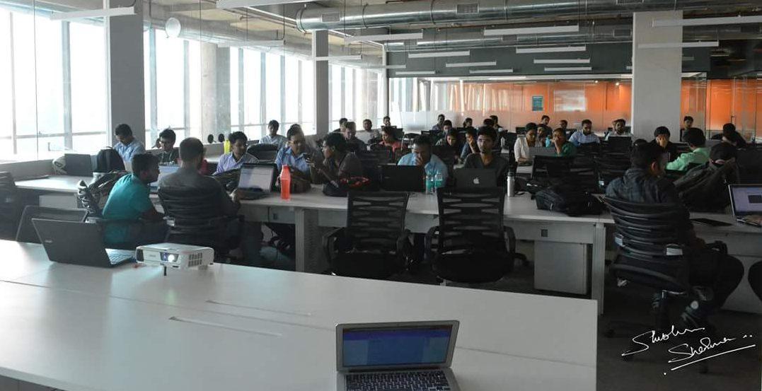 Testing Hackathons Bugasur Mumbai